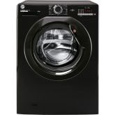 Hoover H3W582DBBE 8Kg 1500 Spin Washing Machine - A+++ Energy Rated - Black