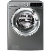 Hoover H3WS610TAMCGE 10Kg 1600 Spin Washing Machine - A Energy Rated - Graphite