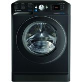 Indesit BDE861483XKUKN 8/6Kg 1600 Spin Washer Dryer - A Energy Rated - Black
