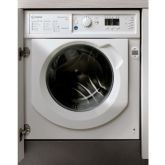 Indesit BIWMIL81284 Built In Washing Machine - A+++ Energy Rated