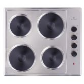 New World NWSP60X 60Cm Solid Plate Electric Hob
