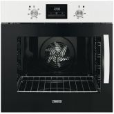 Zanussi ZOA35675WK Built In Single Electric Oven - Side Opening - White