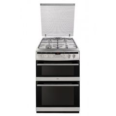 Amica AFG6570SS Cooker Gas Double Oven