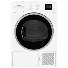 Blomberg LTH3842W - 8Kg  A+++ Energy rated-  Heat Pump Condenser Dryer