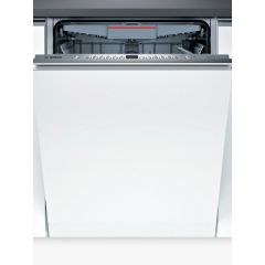 Bosch SBE46NX01G Integrated Dishwasher - 14 Place Settings - Stainless Steel