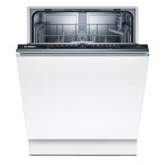 Bosch SMV2ITX18G Built In Full Size Dishwasher - 12 Place Settings - E Energy Rated