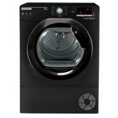 Hoover DXC9DGB-80 9Kg Condenser Tumble Dryer - B Energy Rated - Black