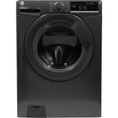 Hoover H3W410TGGE 10Kg 1400 Spin Washing Machine - E Energy Rated - Graphite