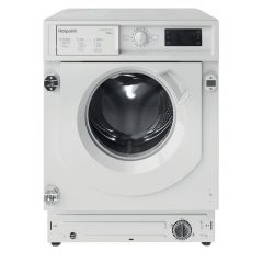Hotpoint BIWDHG75148UKN 7/ 5 Kg Load, 1400 Spin Washer Dryer - B Energy Rated
