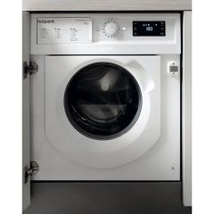 Hotpoint BIWMHG71483 7Kg 1400 Spin Integrated Washing Machine - A+++ Energy Rated