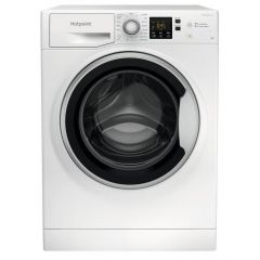 Hotpoint NSWE963CWSUKN 9Kg 1600 Spin Washing Machine - White - A+++ Energy Rated