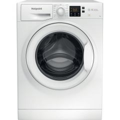 Hotpoint NSWF742UWUKN 7Kg 1400 Spin Washing Machine - A+++ Energy Rated