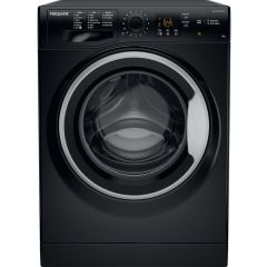 Hotpoint NSWF943CBS 9Kg 1400 Spin Washing Machine - A+++ Energy Rated - Black