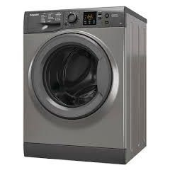 Hotpoint NSWF944CGGUKN 9Kg 1400 Spin Washing Machine - A+++ Energy Rated - Graphite