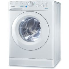 Indesit BWSC61251XWUKN 6Kg 1200 Spin Washing Machine - A++ Energy Rated