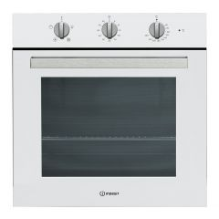 Indesit IFW6330WH Single Fan Oven