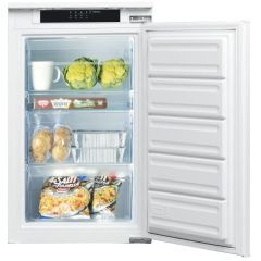Indesit INF901EAA1 In Column 100 Litre Built In Freezer - F Energy Rated