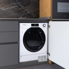 Montpellier MIHP70 Integrated 7Kg Heat Pump Tumble Dryer