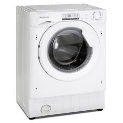 Montpellier MWBI8014 A+++ 8Kg 1400 Spin Integrated Washing Machine