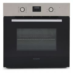 Montpellier SFO58X Single Electric Oven - Stainless Steel