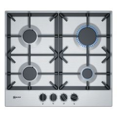 Neff T26DS49N0 4 Burner Gas/C. Iron Pan Supports