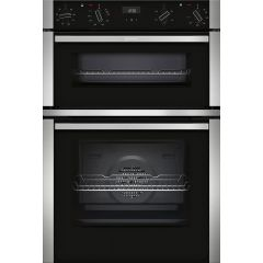 Neff U1ACE2HN0B Electric Circotherm Double Oven - A Energy Rated