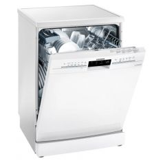 Siemens SN236W02JG Full Size Dishwasher - White - A++ Rated