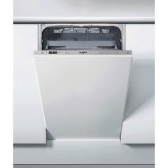 Whirlpool WSIC3M27CUKN Slimline Integrated Dishwasher - 10 Place Settings - E Energy Rated