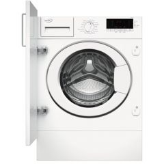 Zenith ZWMI7120 Built In 7Kg 1200 Spin Washing Machine With Drum Clean - C Energy Rated